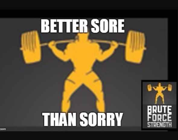 Better Sore
