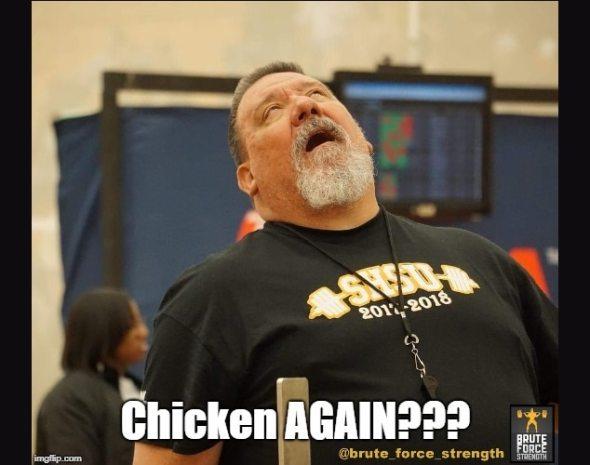 Chicken Again