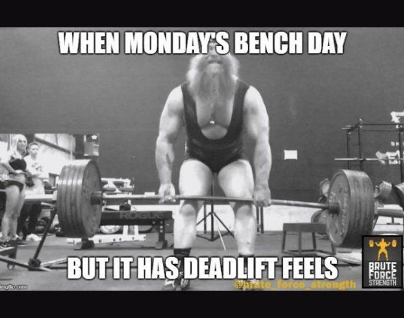 Deadlift Monday