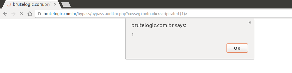 Brute XSS - Page 2 of 5 - Master the art of Cross Site Scripting