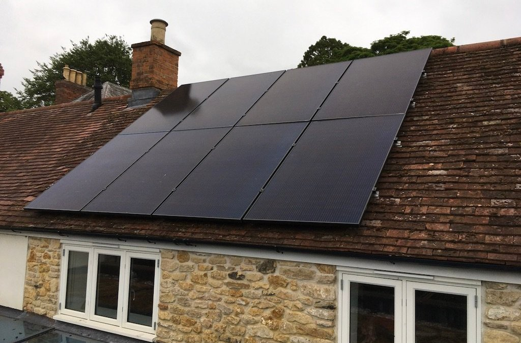Solar Streets solar PV panels: what it's been like