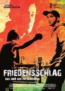 Filmplakat Friedensschlag