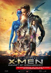 X-Men-Zukunft-Vergangenheit-Plakat