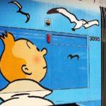 Tintinのトラム