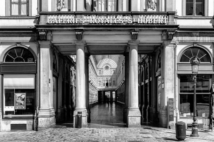 """Schieven Regards III – Eric Ostermann : """"Bruxelles en confinement"""""""