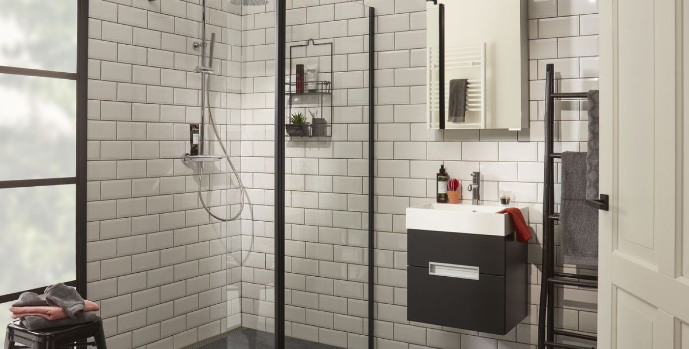 De industrile badkamer  Bruynzeel Home Products