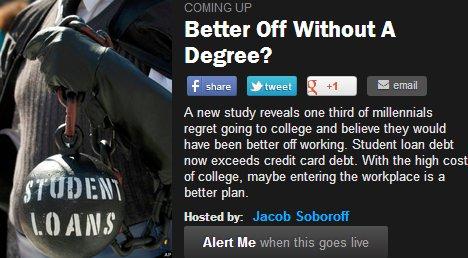 Huffington Post video screencap
