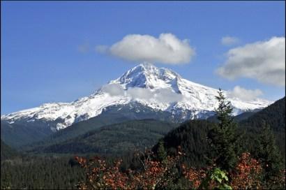 a peak