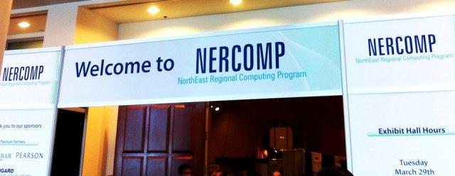 NERCOMP conference photo by Scott Hamlin