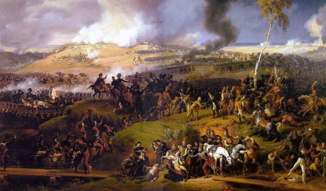 Battle of Borodino, from _War and Peace_