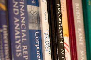 finance textbooks