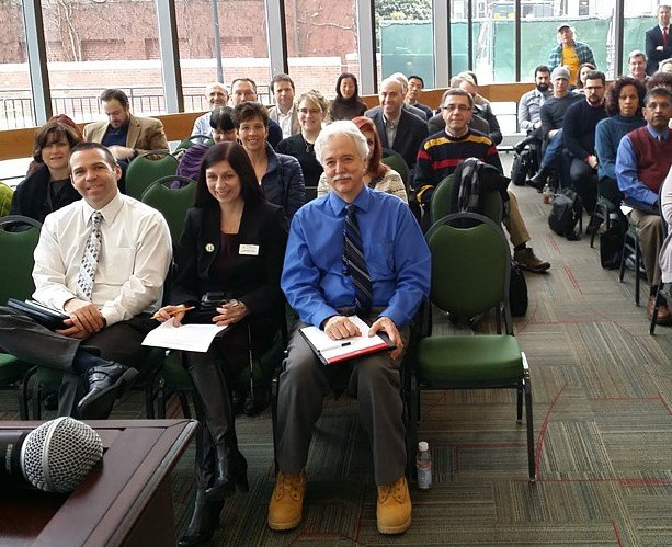 Fitchburg State University audience