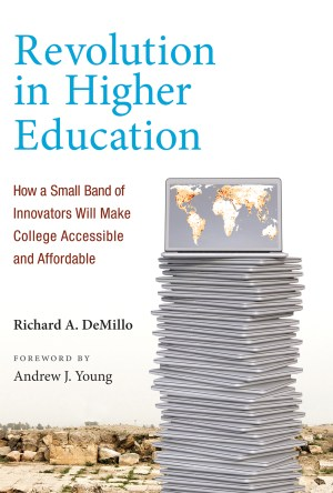 Revolution in Higher Education, cover