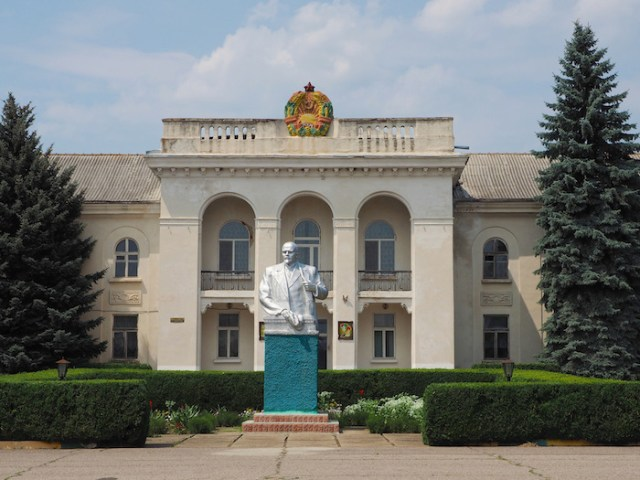 Liberal Arts College Dubăsari_Clay Gilliland