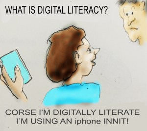 What is digital literacy_cartoon_Robin Hutton