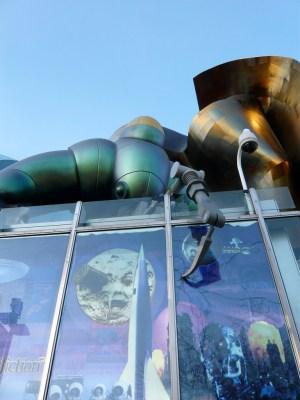 Science Fiction Museum_Jessica Spengler