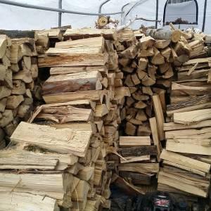 wood-piles-inside-tent
