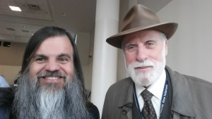 Vint Cerf and Bryan