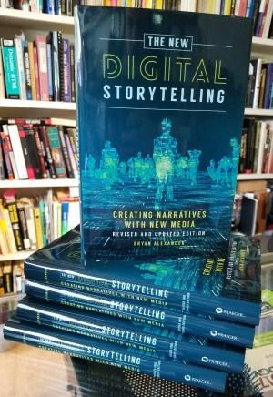 The New Digital Storytelling, revised