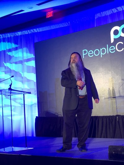 Bryan addressing Peopleconnect_peopleadmin