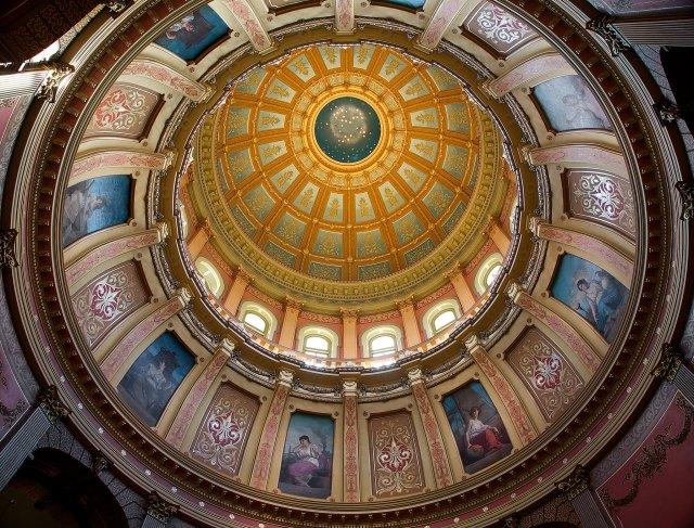 Michigan State capitol_David Marvin