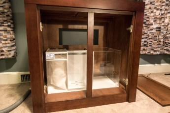 Sump Inside Stand