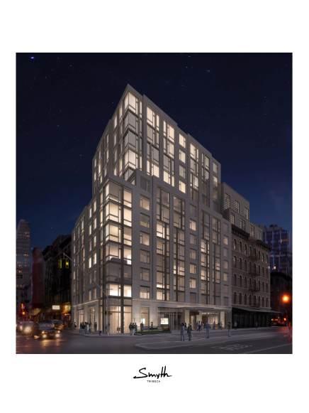 Symth Hotel: Presentation Design