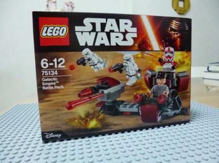 Galactic Empire Battle Pack 1