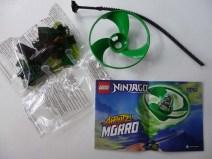 Lego Ninjago Spinjitsu 4