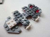 Lego Star Wars Imperial Troop Transport Review 7