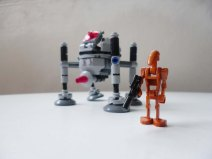 Lego Star Wars Microfighters Homing Spider Droid step 13