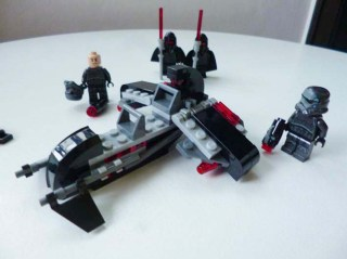 Lego Star Wars Shadow Troopers 10