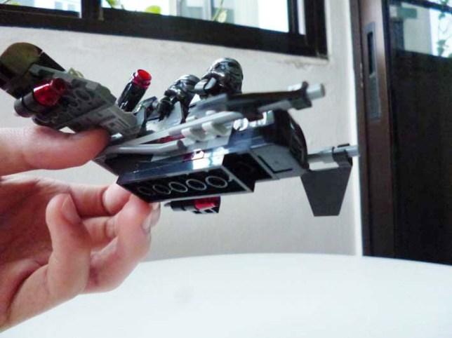 Lego Star Wars Shadow Troopers 12