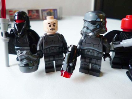 Lego Star Wars Shadow Troopers 9