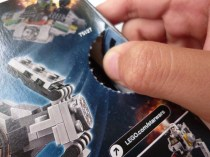 Lego Star Wars TIE Advanced Protoype 3