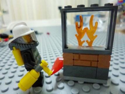 Lego City 60105 8