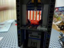 Lego Nexo Knight Merlok's Library 13