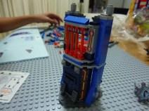 Lego Nexo Knight Merlok's Library 14