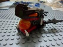 Lego Nexo Knight Merlok's Library 24