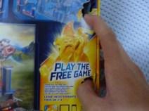Lego Nexo Knight Merlok's Library 3