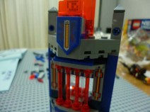 Lego Nexo Knight Merlok's Library 9