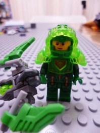 Lego Nexo Knights Aaron 10