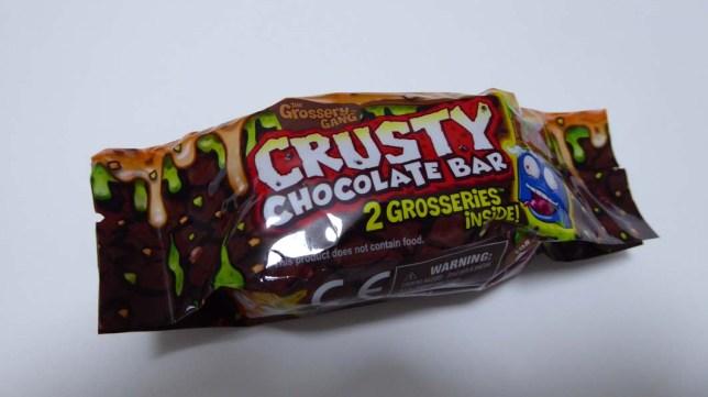 Trash Pack Crusty Chocolate Bar 1