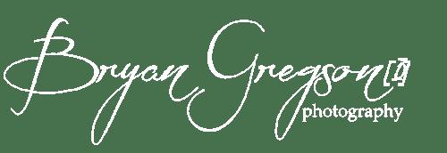 Bryan Gregson Photography Logo