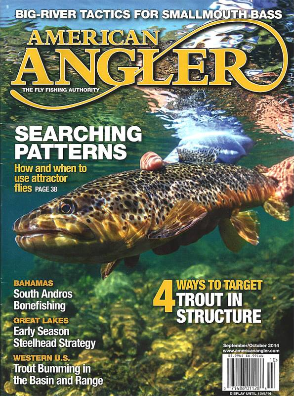 Cover_American Angler Magazine_Argentina_Bryan gregson