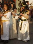 Cleopatra and clarinet