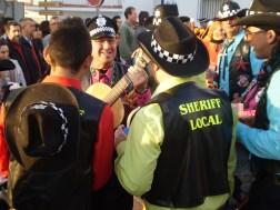 Cowboy police