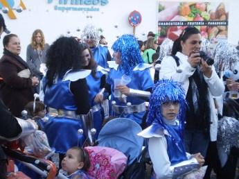 Blue tinsel girls 1