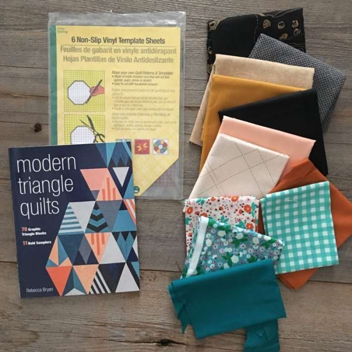 QuiltCon Supply Lists and Workshop Prep