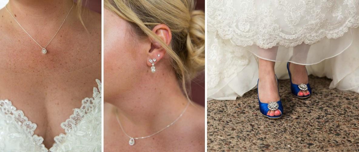 Kimberly's jewelry.
